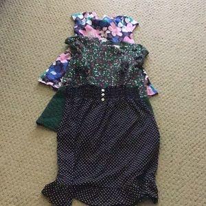 3 dresses 5t